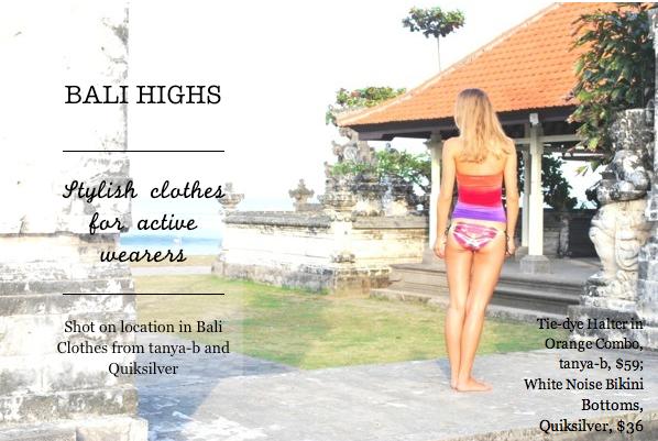Bali Shoot 1
