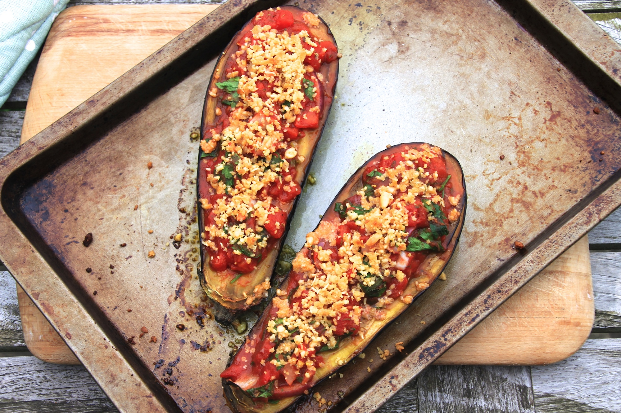 dairy free aubergine parmigiana recipe yes you read that right hip healthy. Black Bedroom Furniture Sets. Home Design Ideas