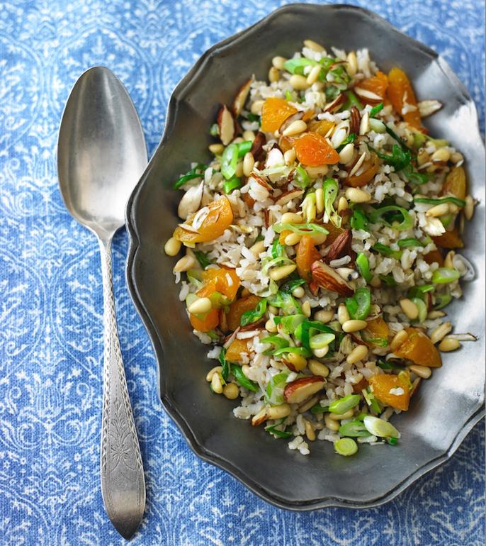 Wedding Foods Recipes: Algerian Wedding Rice Recipe