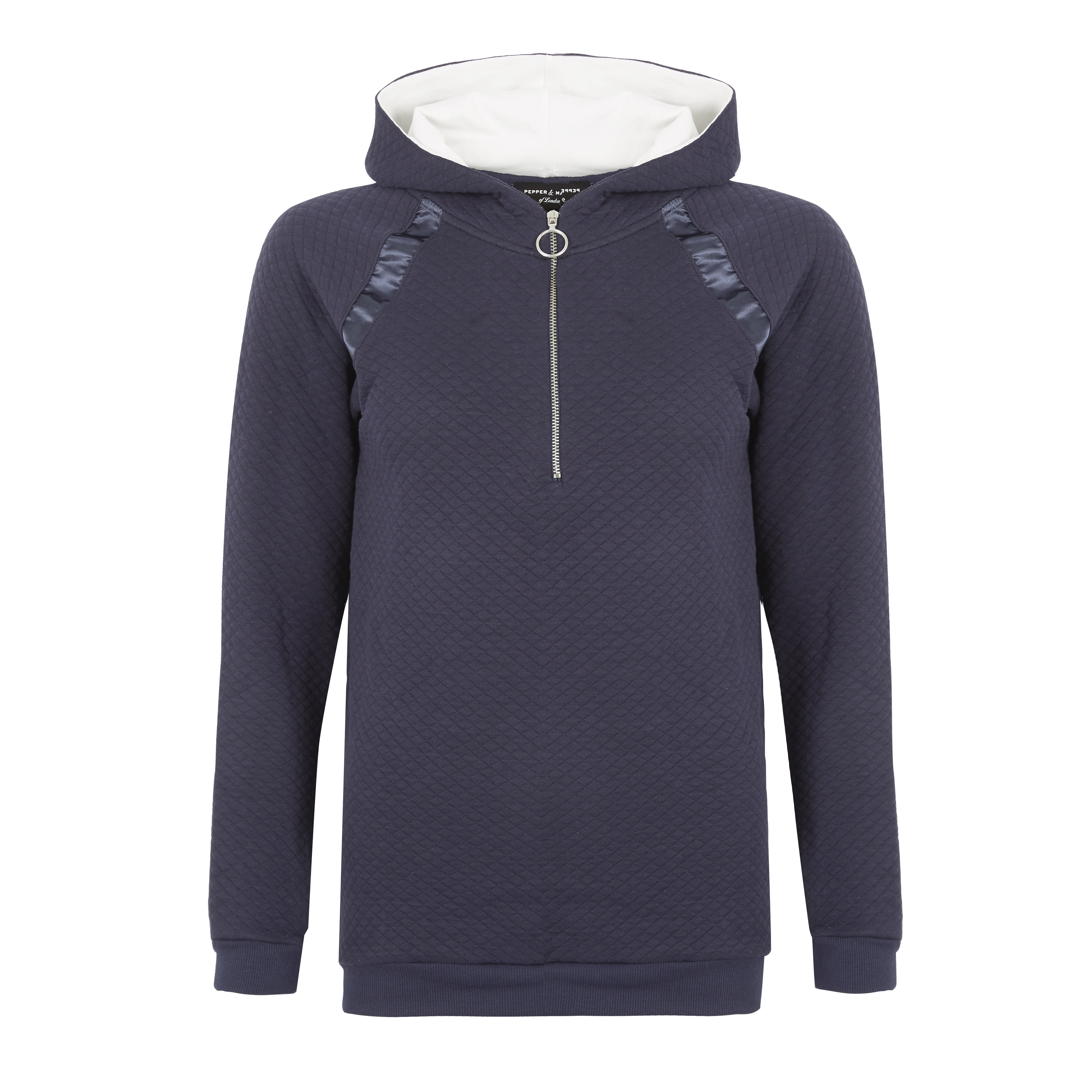 Pepperandmaybe blue hoody