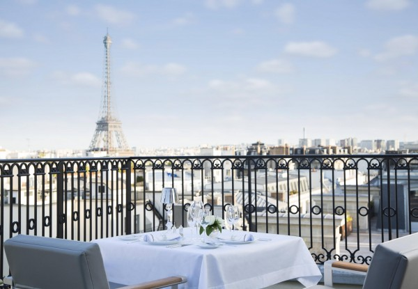 spa-cation in paris