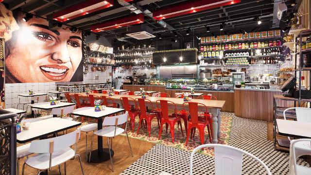 London 39 s healthiest christmas menus hip healthy - Comptoir restaurant london ...