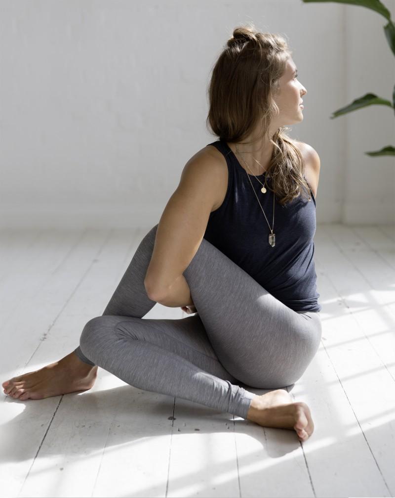 Annie clarke yoga twists