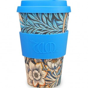 ecoffee cup blue