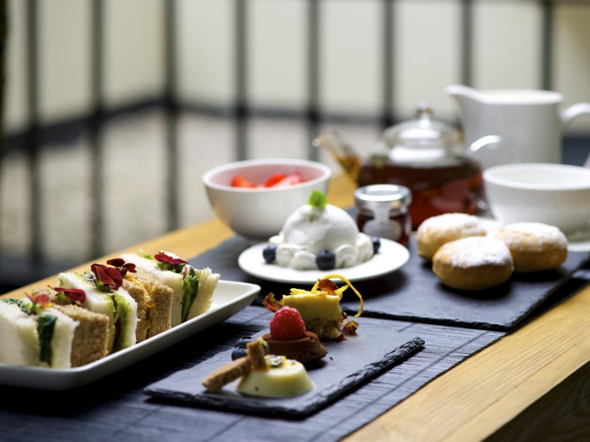 Healthy Afternoon Teas In London - Hip & Healthy