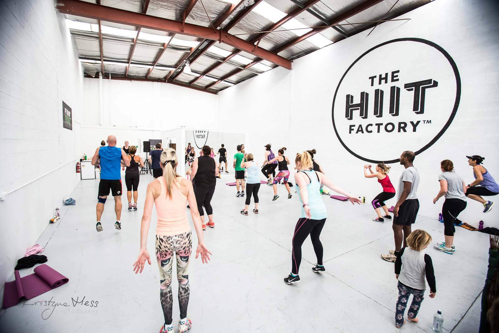 The HIIT factory melbourne