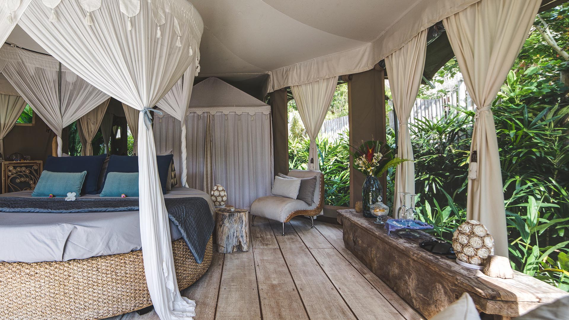 best luxury glamping sites in the world