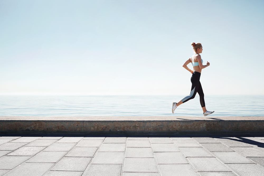 how to get fit without running