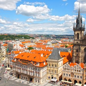 Guide to Prague