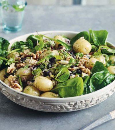 Dairy-free potato salad