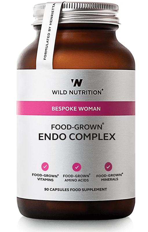 Wild Nutrition Food-Grown Endo Complex