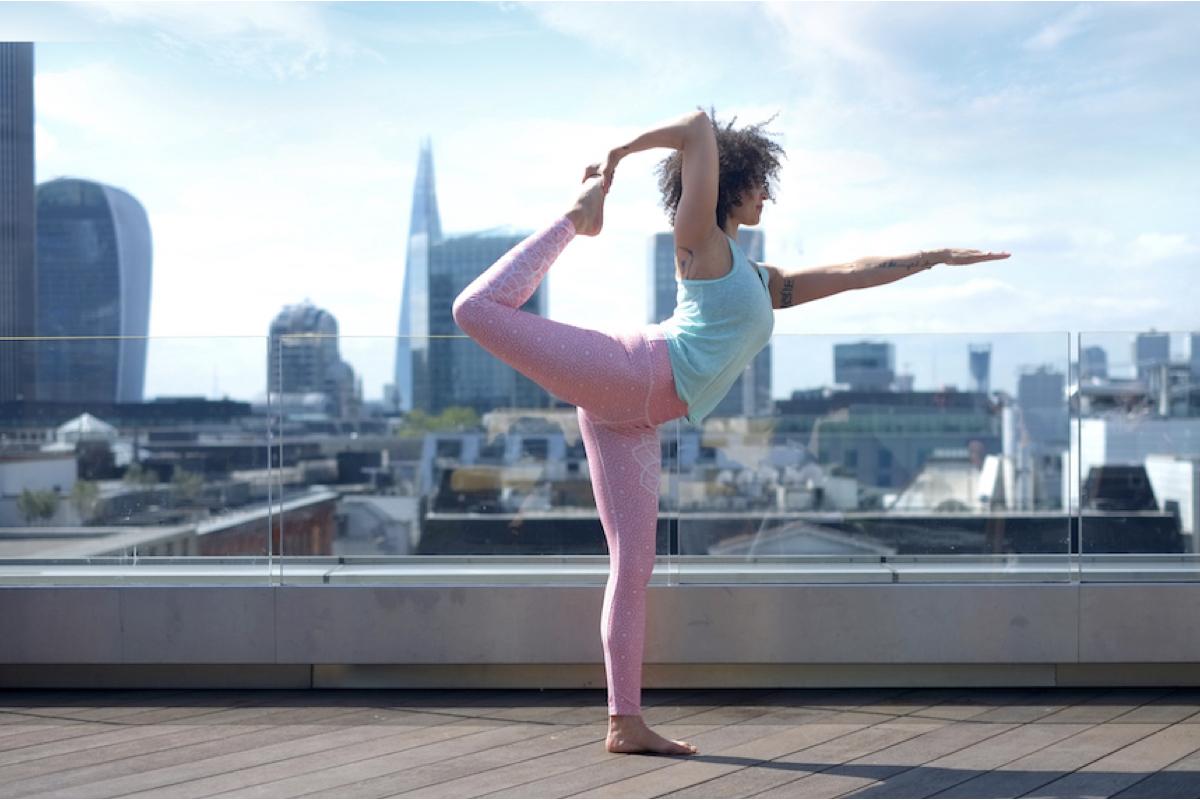 Aviary London yoga