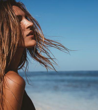 Sun-Damaged Hair