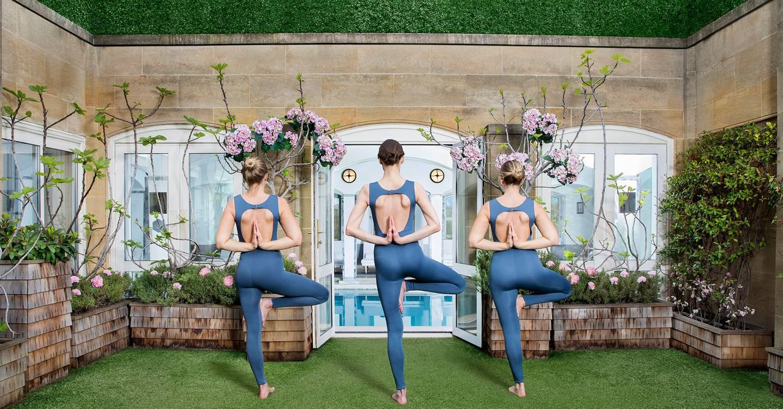The Berkeley Yoga