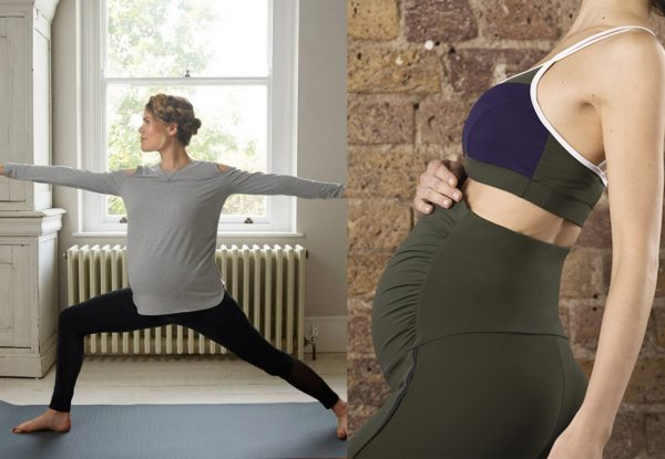 maternity sportswear