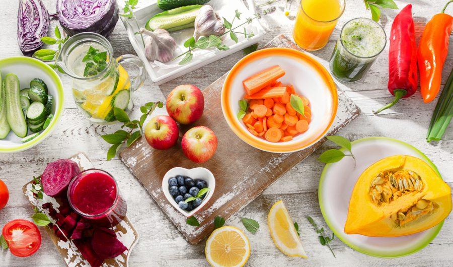 4 pillars of a healthy diet