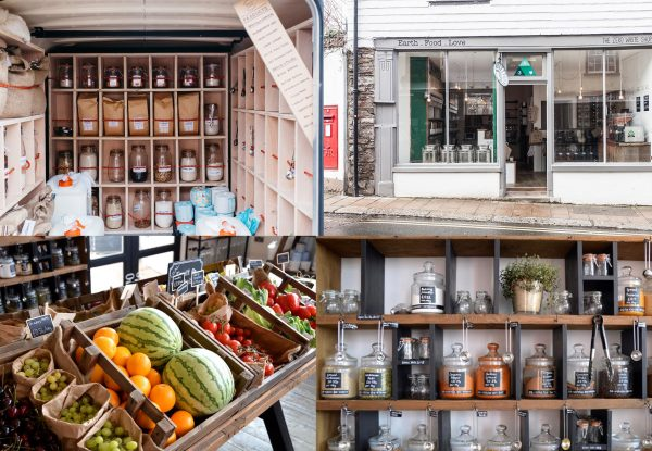 Zero-Waste Shops UK