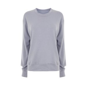 luxe and hardy reset jumper ribbed wool