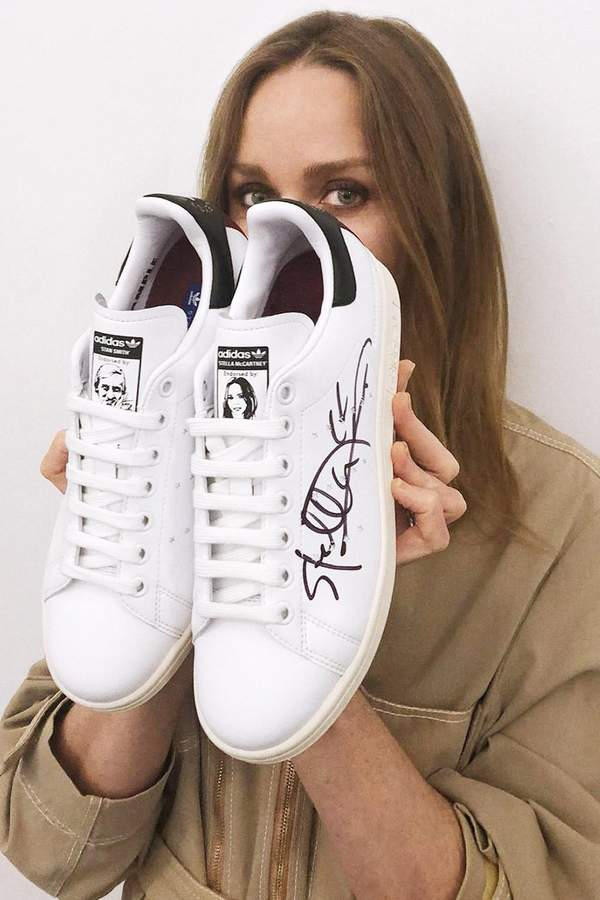 Stella McCartney Vegan Stan Smiths