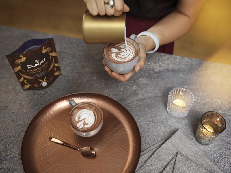 Pukka Latte Blends Cacao Maca Magic