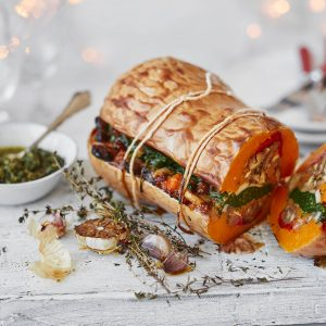 Roasted Christmas Squash