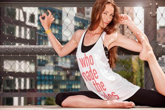 eb29da659cb76 Tara Stiles  Yoga Rebel - Hip   Healthy