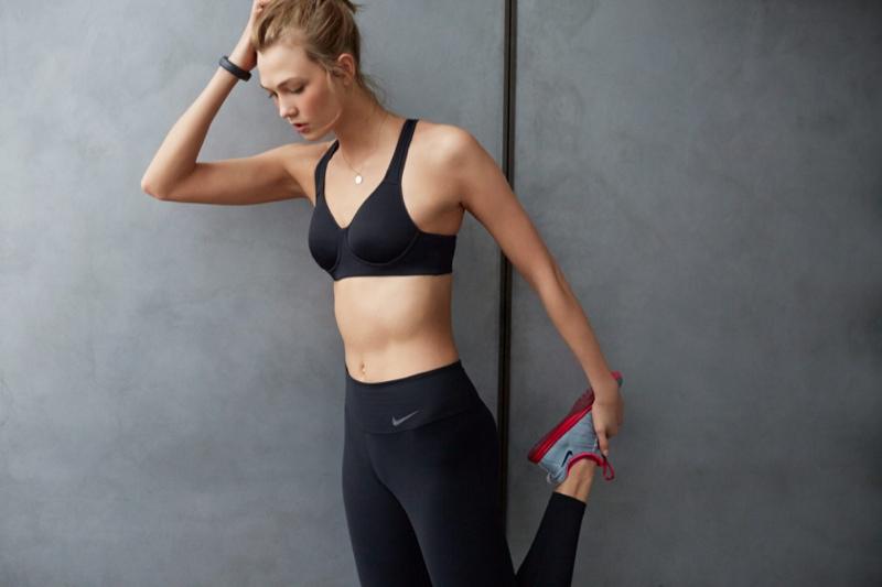 Karlie Kloss Nike Workout Photos9 2 Hip Healthy