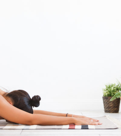 Best Yoga Poses To Beat The Bloat This Christmas