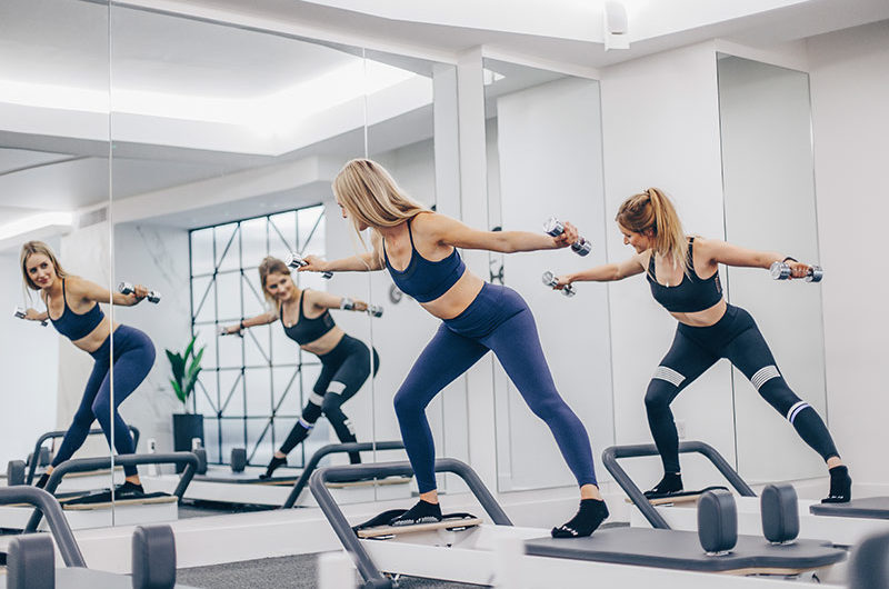 Try London's Best Reformer Pilates Classes For A Sweat-Inducing Workout