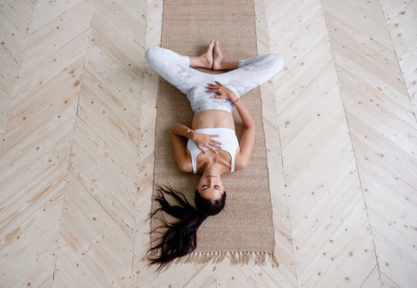 5 Yin Yoga Poses To Help You Slow Down