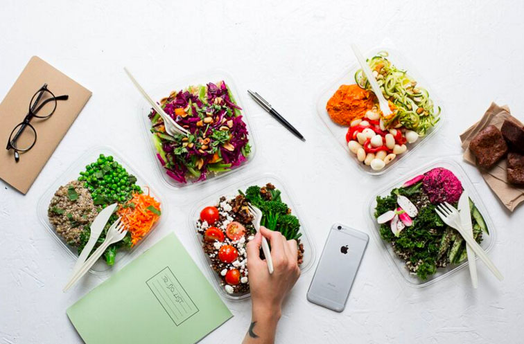 Our Top 5 Favourite Healthy Delivery Services In London