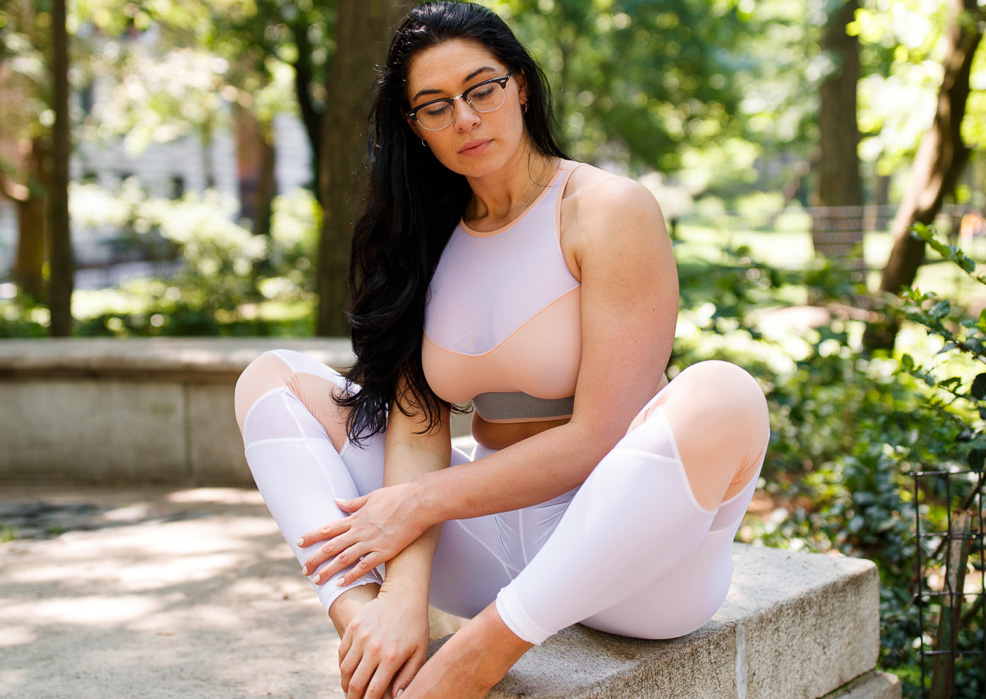 Claire Fountain Trill Yoga Fitspiration Hip Amp Healthy
