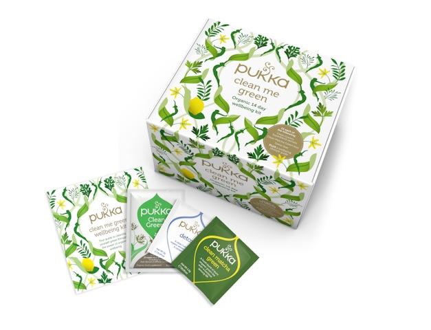 Clean Me Green wellbeing kit
