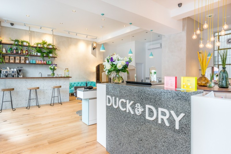 Duck and Dry