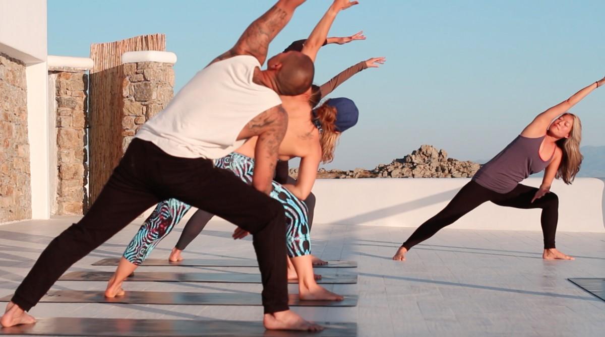 helios yoga