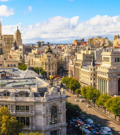 healthy guide to madrid