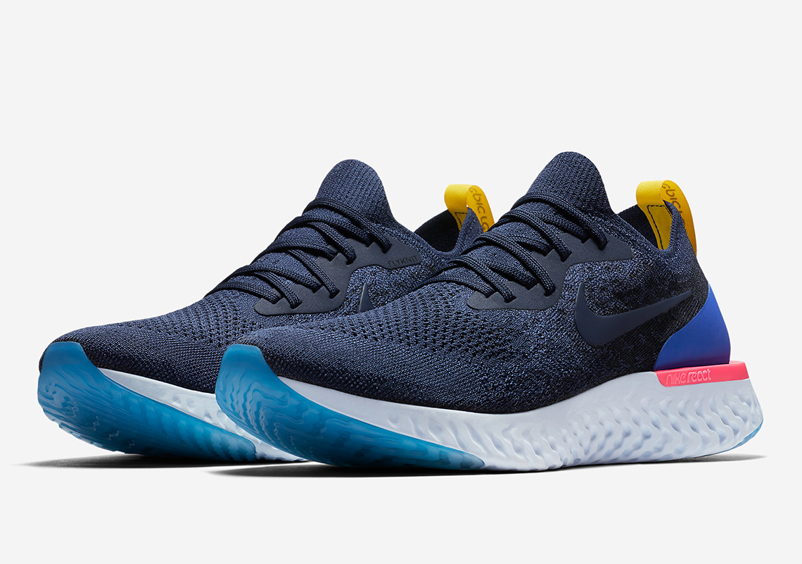 93434be8339218 Nike Epic React Flyknit Launches! - Hip   Healthy