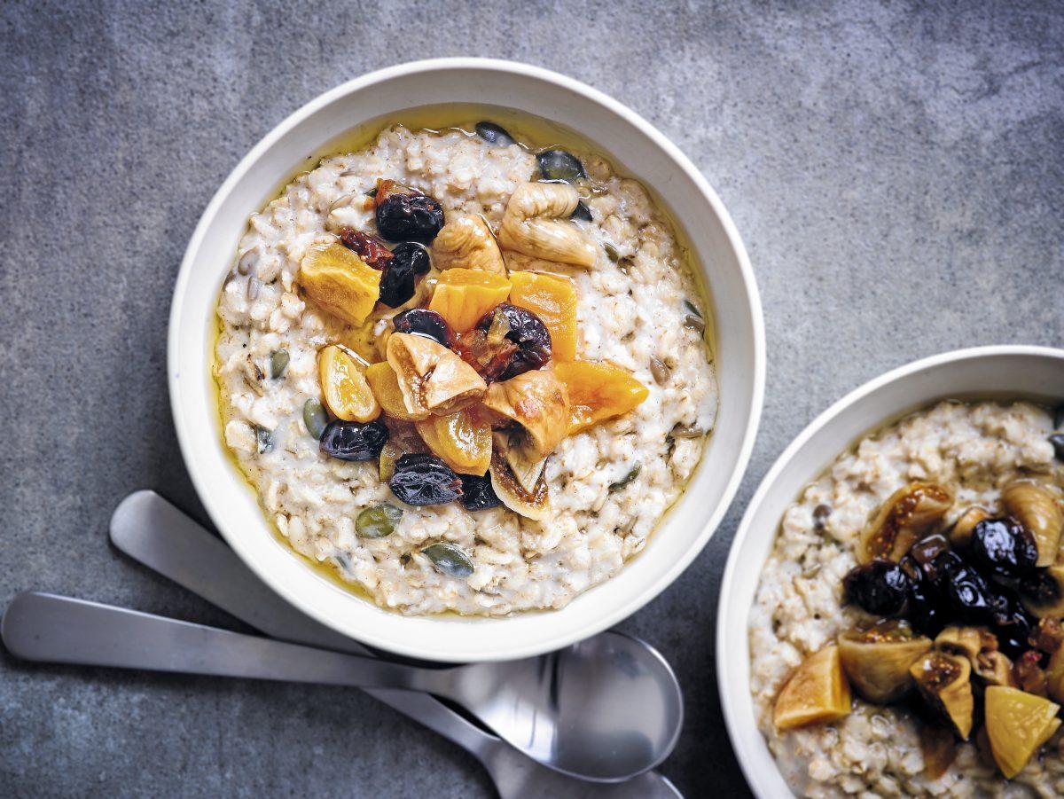 Overnight oats