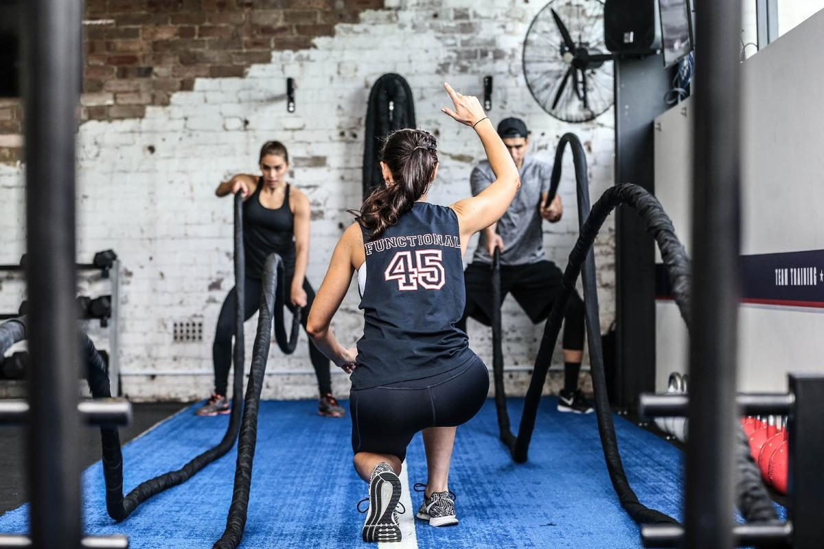 photo about Iron Strength Workout Printable called F45 - The Health and fitness Pattern Using The Planet Via Storm! - Hip