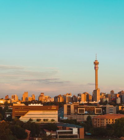 guide to johannesburg