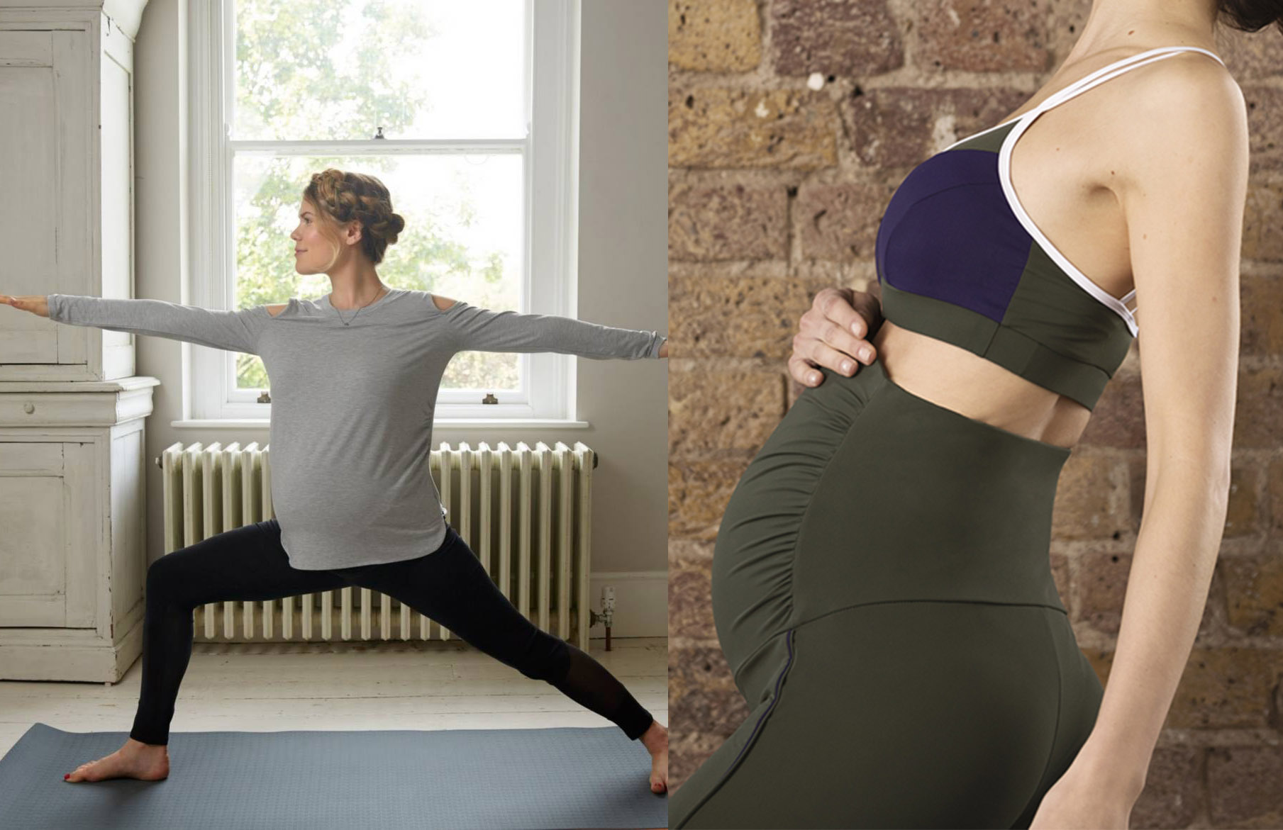Best Maternity Sportswear Brands Hip And Healthy