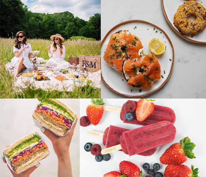 Delicious Healthy Picnic Ideas For Summer