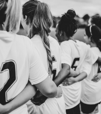 Study Shows We Should All Be Doing More Team Sports. Here's Why...
