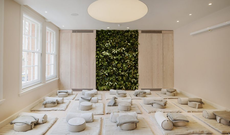 meditation studios