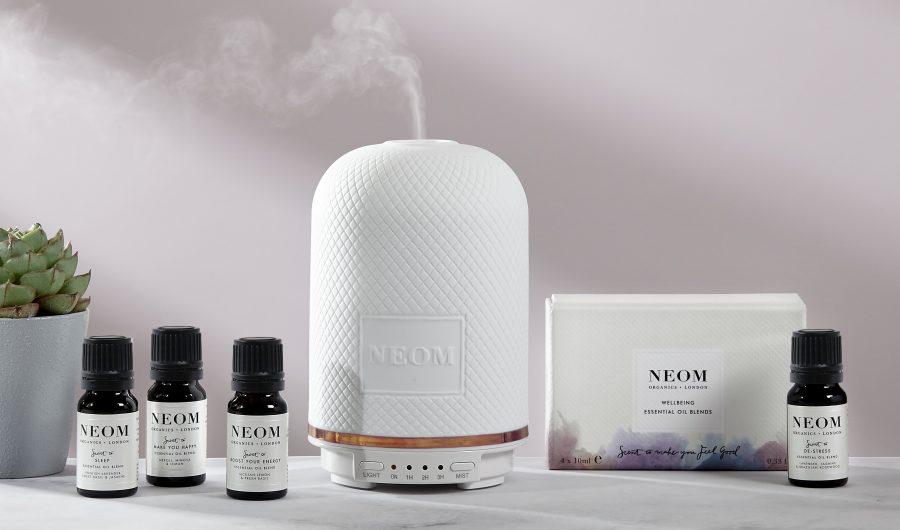 neom organics wellbeing pod