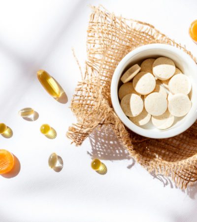 Nutritionist Shares The Supplements We Should All Be Taking To Dodge Deficiencies This Autumn