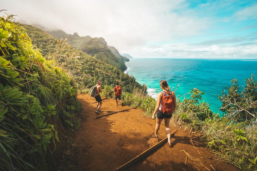 hikes kauai