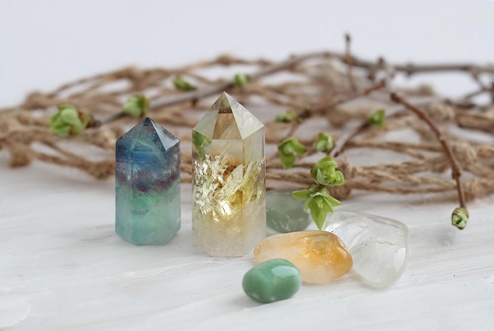 Crystals Natural Healing Tool