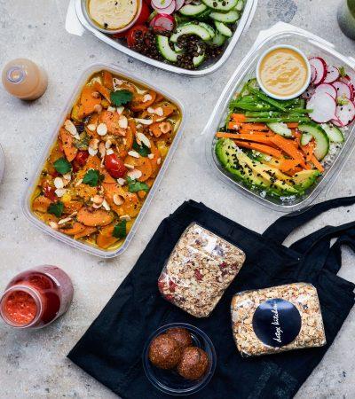 Detox Kitchen Vegan Challenge