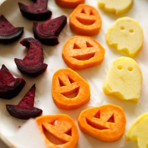 Halloween Vegetables